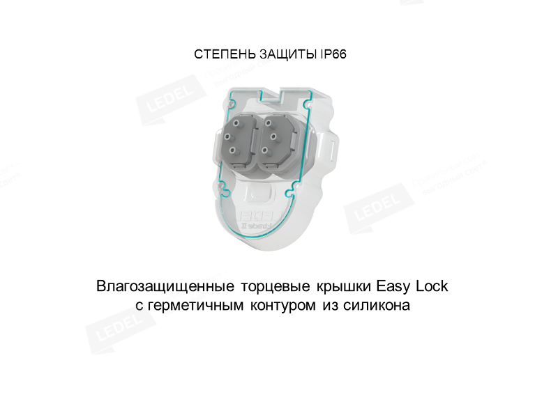 L-trade II 20 Easy Lock, Рис. 2