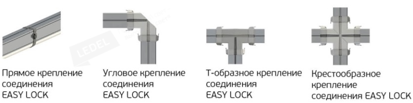 Коннекторы Easy Lock L-trade II 20 Easy Lock Рис. 1> 		  								  					</div> 		  				</div> 	  					  					  				 	  				<!-- Габаритные размеры --> 	  					  				 	  				<!-- Опции --> 	  					  				 	  				<!-- Диаграммы светового распределения --> 	  					  					<div class=